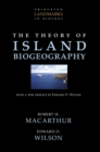 The Theory of Island Biogeography - eBook