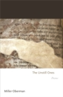 The Unstill Ones : Poems - eBook