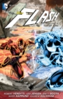 The Flash Vol. 6 Out Of Time (The New 52) - Book