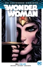 Wonder Woman Vol. 1 The Lies (Rebirth) - Book