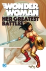 Wonder Woman Her Greatest Battles - Book