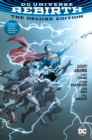 Dc Universe Rebirth Deluxe Edition - Book
