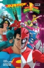 Justice League/Power Rangers - Book
