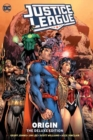 Justice League: Origin Deluxe Edition - Book