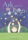 Ask And It Is Given Cards - Book