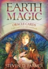 Earth Magic Oracle Cards - Book