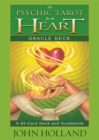 The Psychic Tarot for the Heart Oracle Deck - Book