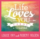 Life Loves You Cards - Book