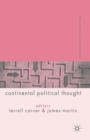 Palgrave Advances in Continental Political Thought - Book