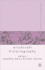 Palgrave Advances in Witchcraft Historiography - Book