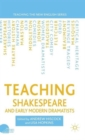 Teaching Shakespeare and Early Modern Dramatists - Book