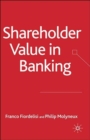Shareholder Value in Banking - Book