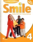 Smile New Edition 4 Teacher's Edition - Book