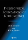Philosophical Foundations of Neuroscience - Book