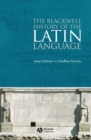 The Blackwell History of the Latin Language - Book