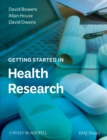 Getting Started in Health Research - Book