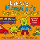 Little Monster� s Day Out with Dad - Book
