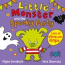 Little Monster and the Spooky Party - Book