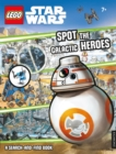 LEGO (R) Star Wars: Spot the Galactic Heroes A Search-and-Find Book - Book
