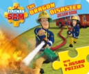 Fireman Sam: the Dragon Disaster (A Jigsaw Puzzle Book) - Book