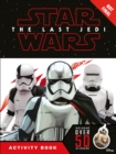 Star Wars The Last Jedi Activity Book with Stickers - Book
