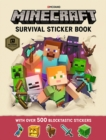 Minecraft Survival Sticker Book : An Official Minecraft Book from Mojang - Book