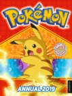 The Official Pokemon Annual 2019 - Book
