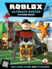 Roblox Ultimate Avatar Sticker Book - Book