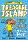 Comic Classics: Treasure Island - Book
