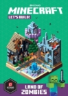 Minecraft Let's Build! Land of Zombies - Book