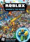 Roblox Where's the Noob? Search and Find Book - Book