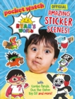 Ryan's World Amazing Sticker Scenes - Book