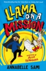 Llama on a Mission - Book