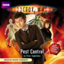 Doctor Who: Pest Control - Book