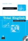 Total English Intermediate Workbook with Key and CD-Rom Pack - Book