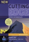 New Cutting Edge Upper Intermediate Students Book and CD-Rom Pack - Book