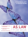 AS Law for AQA - Book