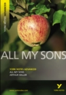 All My Sons: York Notes Advanced - Book