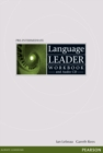 Language Leader Pre-Intermediate Workbook without Key and Audio CD Pack - Book