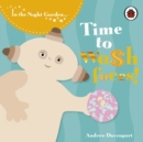 In the Night Garden: Time to Wash Faces! - Book