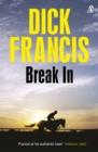 Break In - Book