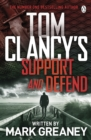 Tom Clancy's Support and Defend - Book