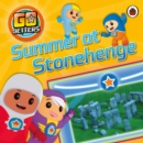 Go Jetters: Summer at Stonehenge - Book