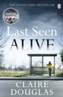 Last Seen Alive - Book