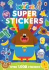 Hey Duggee: Super Stickers - Book