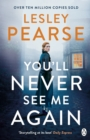 You'll Never See Me Again - Book