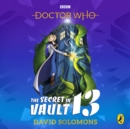 Doctor Who: The Secret in Vault 13 - Book