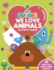 Hey Duggee: We Love Animals Activity Book : With press-out finger puppets! - Book