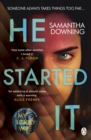 He Started It : The new psychological thriller from #1 bestselling author of My Lovely Wife - eBook