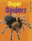 Super Spiders - Book